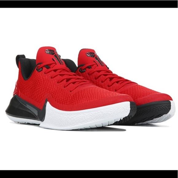 mamba focus red